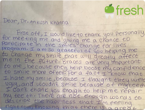 maggie review of smiles change lives