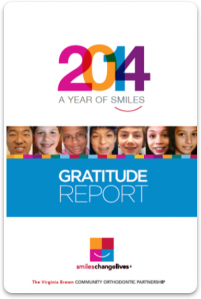 2014 gratitude report