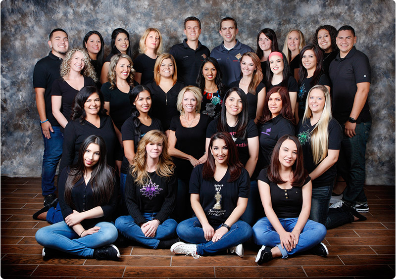 Premier Orthodontics team