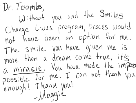 tanner review of smiles change lives