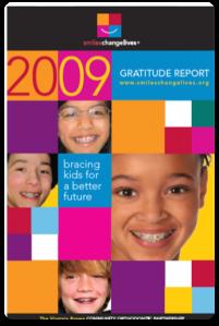 2009 gratitude report