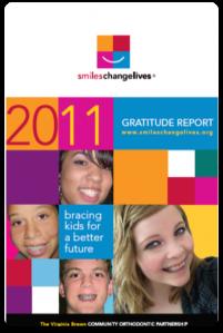 2011 gratitude report