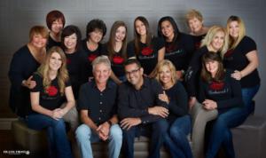 team at Haltom Orthodontics