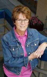 SCL Volunteer Joyce McKenzie