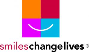 smiles change lives ...since 1997 logo