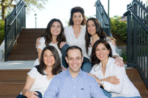 Dr. Steven Zombek and his staff